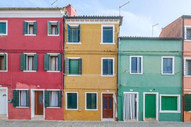 Private Day Trip to Murano, Burano and Torcello islands from Venice with a local