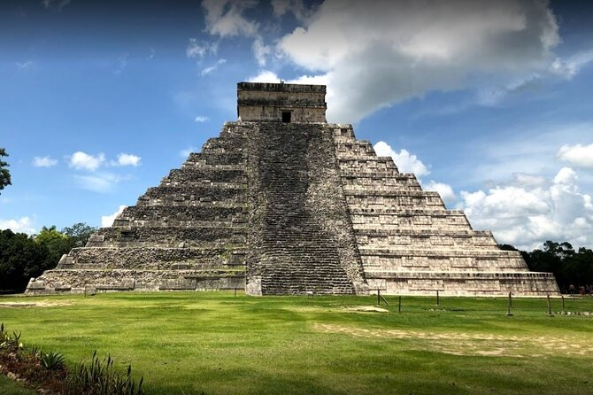 Chichen Itza Deluxe from Cancun