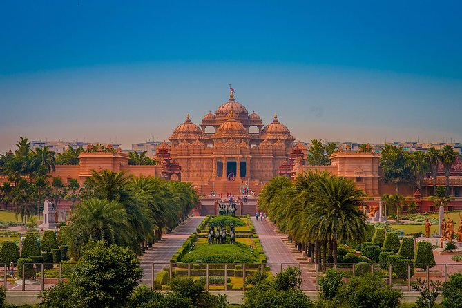4-Day Private Luxury Tour to Golden Triangle India
