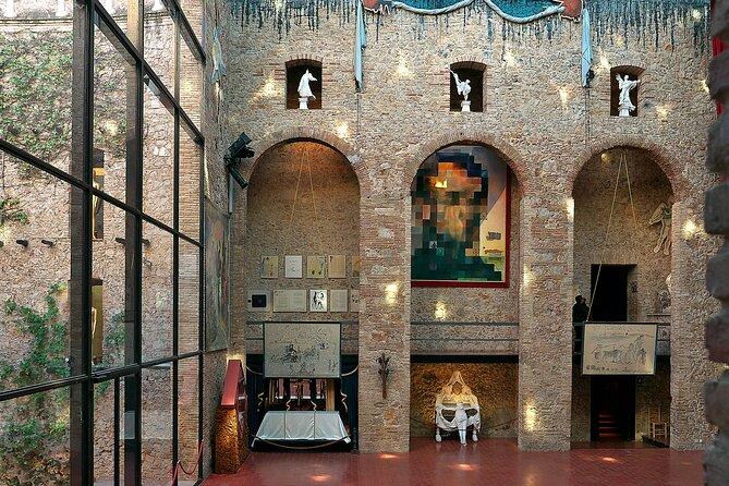 Dali Museum and Costa Brava Small Group Tour