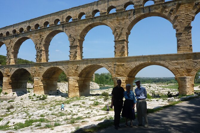 Private tour to Nîmes and Pont du Gard from Sète