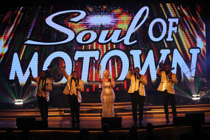 Soul of Motown Dinner Show in Pigeon Forge