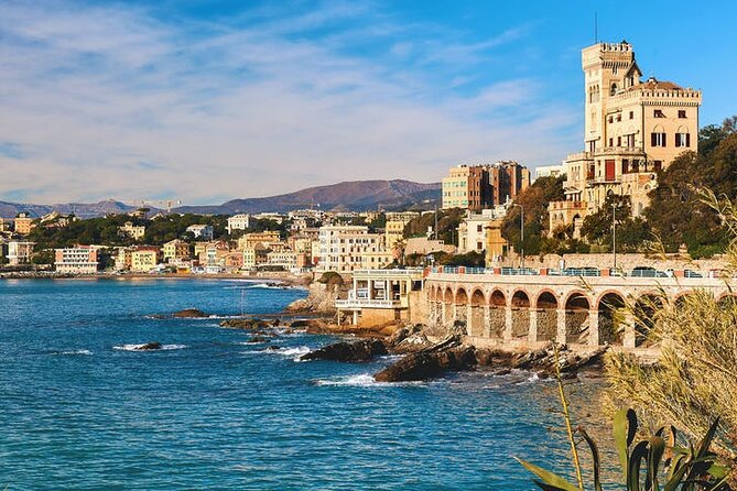 Genoa Highlights Private Walking Tour with Expert Guide