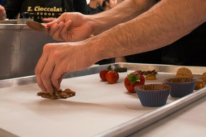 Chocolate Candy Making experience for private groups