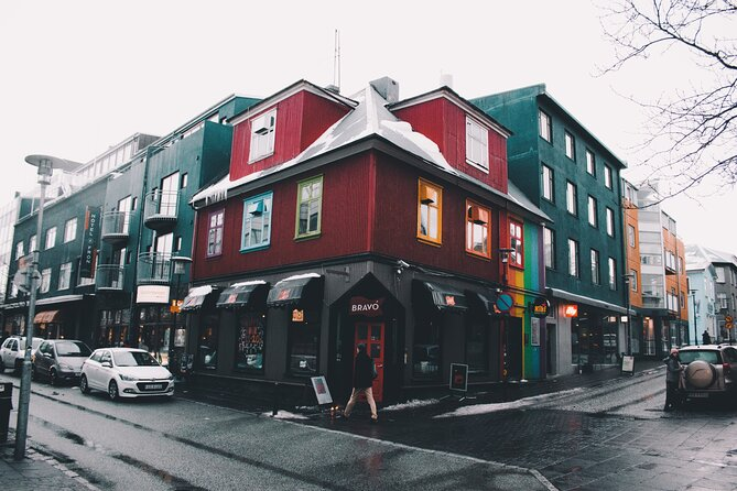 Surprise Walk of Reykjavik with a Local