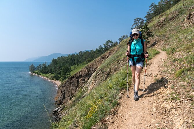 Private Trekking at Baikal with Picnic
