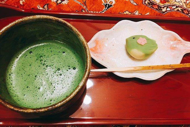 Tea Ceremony and Sweet making in Minamimorimachi