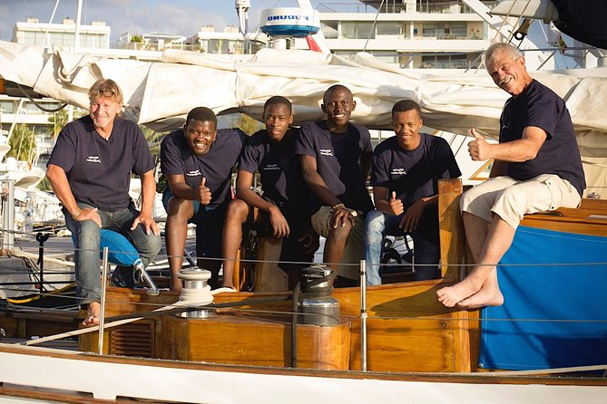 Sail with a Maritime Mentor w/ Youth add-on