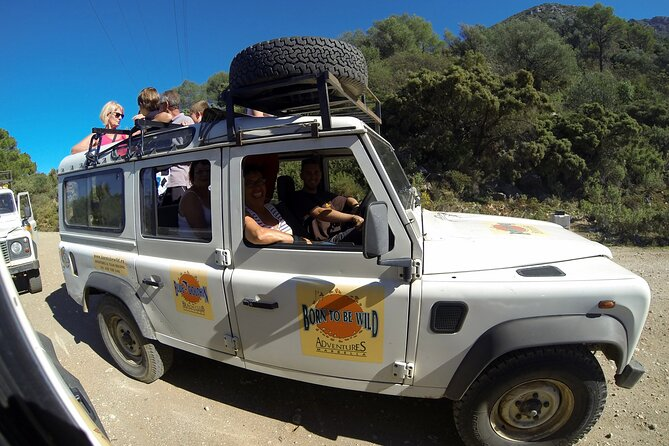 Authentic Andalusia - Jeep Eco Tour (pick up from Torremolinos - Fuengirola)