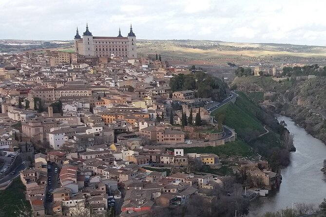 Toledo private tour from Madrid by private car