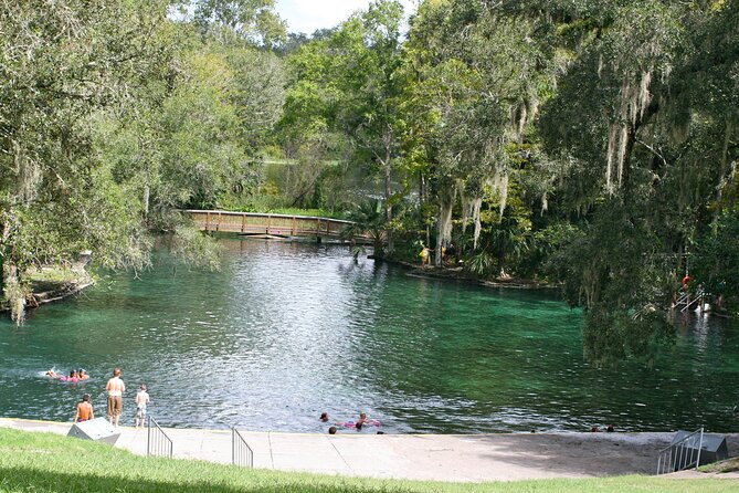 Swim Picnic at Wekiwa's Natural Springs!