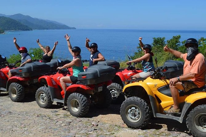 Coast & Jungle ATV Adventure