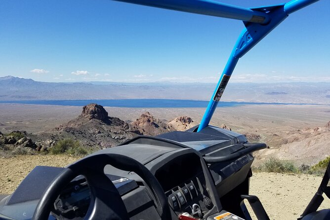 OUI (We) Experience Price For 2 People 1 Hour PRIVATE 4WD UTV Off-road Tour
