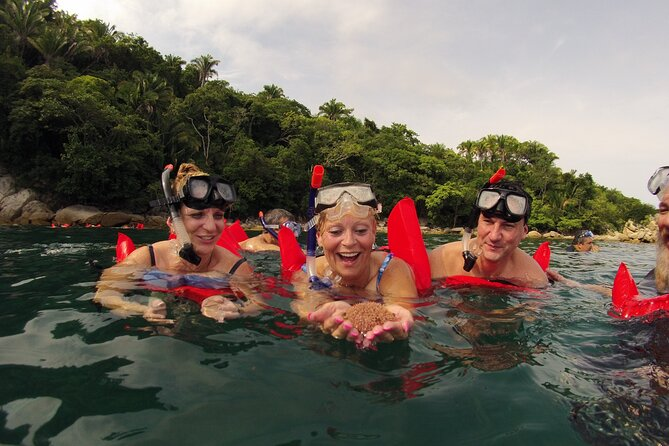 Private Los Arcos Snorkel and Beach Tour from Puerto Vallarta