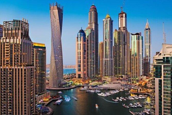 Enjoy Dubai Marina Luxury Yacht Tour with BF or BBQ