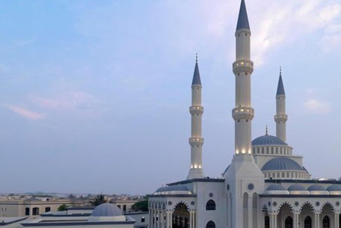 Amazing Day Tour Abu Dhabi from Dubai