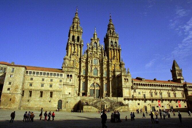 Full Day Santiago de Compostela Private Tour from Vigo