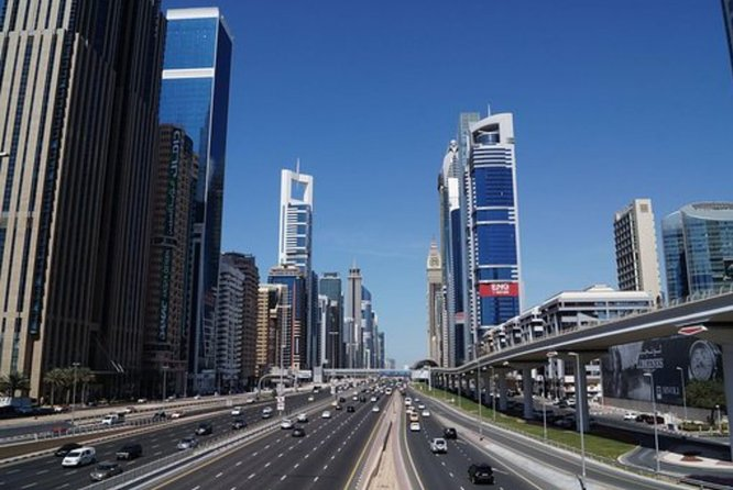 Private Dubai City Tour with Monorail Tickets