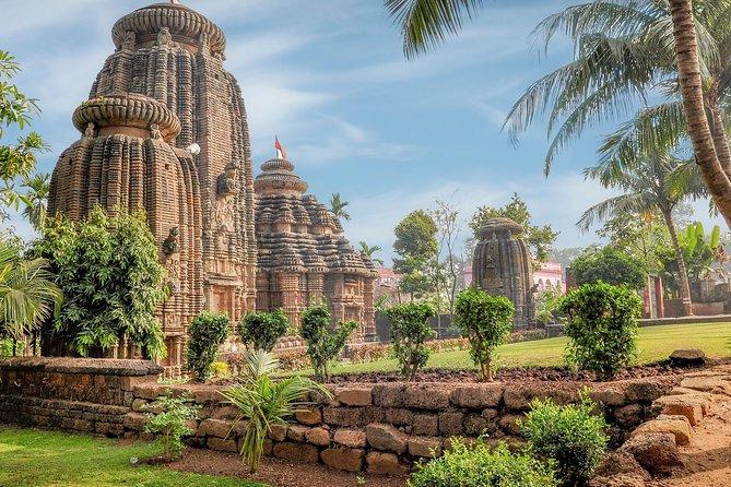 Heritage & Cultural Walk of Bhubaneswar (2 Hours Guided Walking Tour)