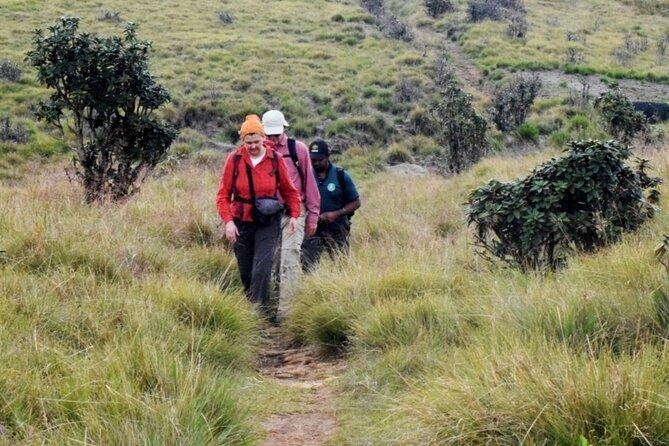 Horton Plains National Park from Nuwara Eliya