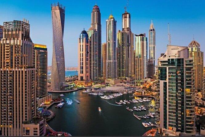 Enjoy Full Day Dubai Tour from Abu Dhabi