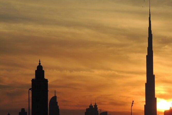 Enjoy Private Dubai City Tour with Monorail Tickets