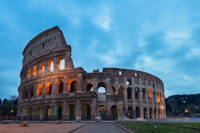 Touristic highlights of Rome on a Private half day tour with a local