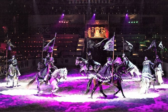 Viator: Medieval Times Dinner & Tournament Admission Ticket in Orlando