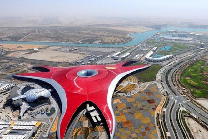 Amazing Abu Dhabi City Tour With Ferrari World Tickets
