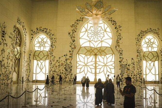 Enjoy Tour to Abu Dhabi from Dubai