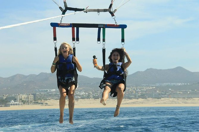 Parasail Experience In Los Cabos