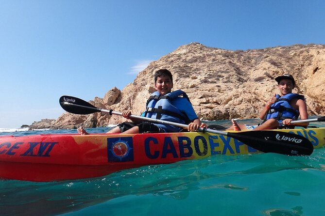 Snorkel and Kayak Adventure in Land's End
