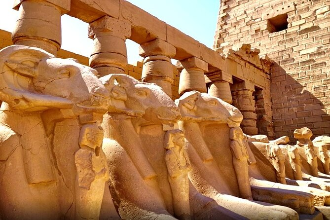 Enjoy Day tour to Luxor from Marsa Alam By Private Car