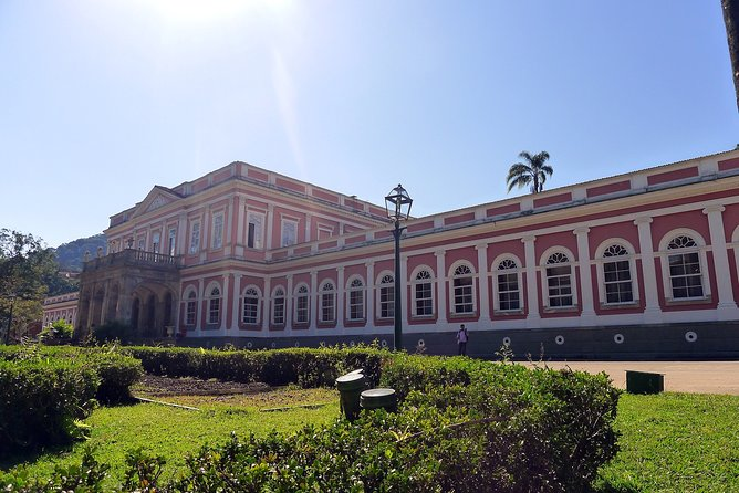 Imperial Petropolis Tour with Imperial Museum Ticket