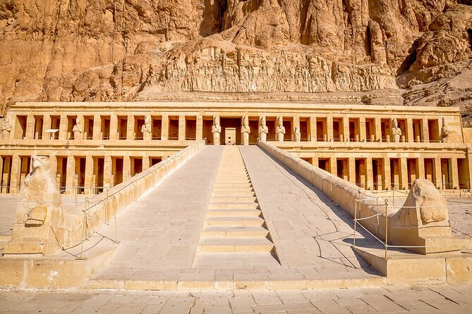Amazing Full Day Tour to East and West Banks of Luxor