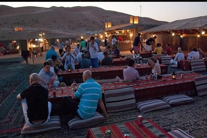 Enjoy Desert Experience with safari and BBQ Dinner