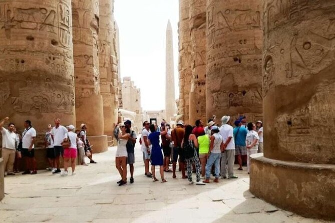 Enjoy Full Day Tour to Luxor from Cairo with Flight