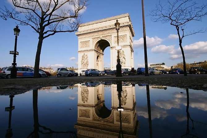 Skip the Line Arc De Triomphe Summit Access & Champs Elysees Highlights