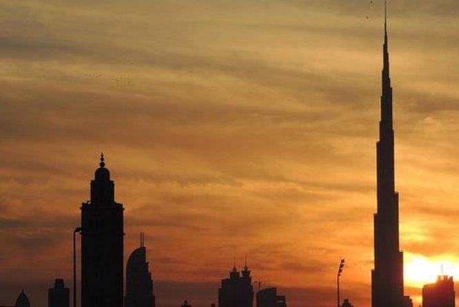 Enjoy Amazing Dubai City Tour at Night and Burj Khalifa Tickets