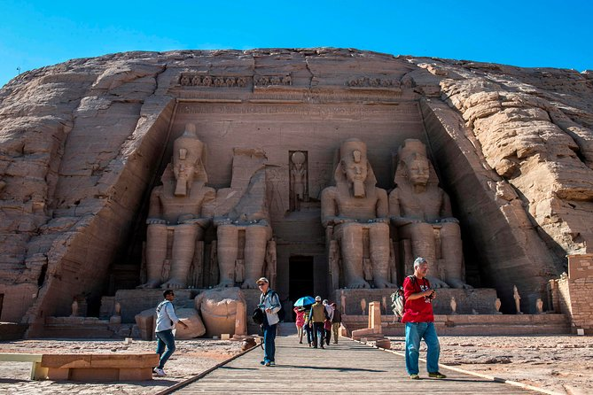 3 days Aswan,luxor,abu simbel,Nubian village,balloon&train tickets from Cairo