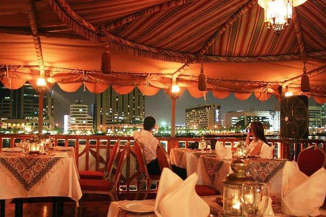 Abu Dhabi Dhow Dinner Cruise