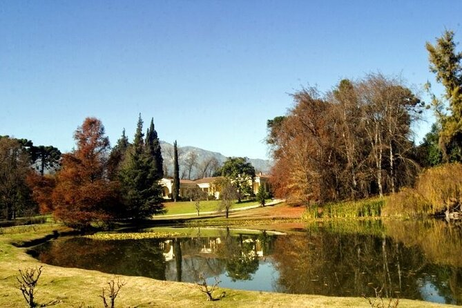 Private Wine Route in Maipo Valley from Santiago