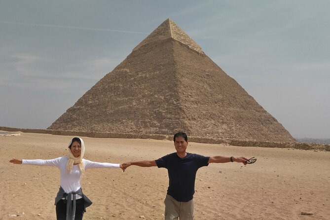 Luxury Escape Cairo & Marsa Alam- Pyramids & Reefs