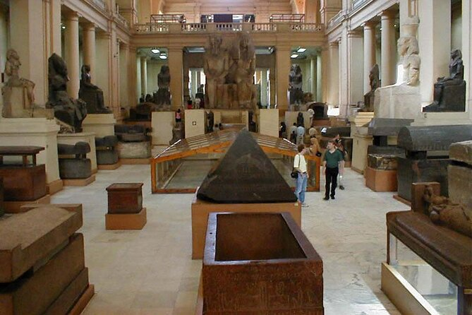 Fabulous 5-Day Tour around Cairo, Luxor and Alexandria from Cairo by flight