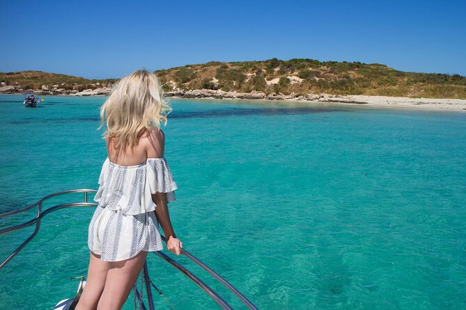 Private Boat Charter to Carnac Island