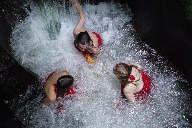 Half-Day Water Purification Tour in Bangli Waterfalls