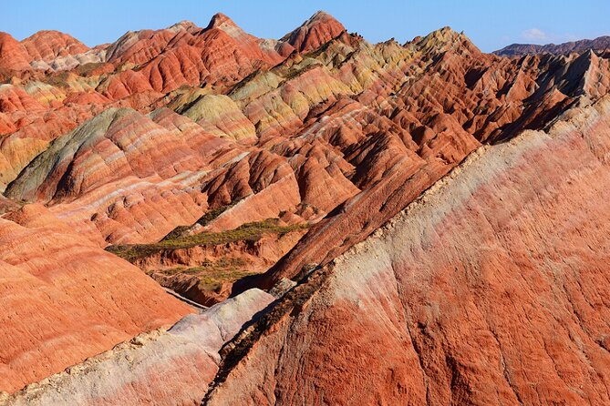 3 Days Zhangye Private Tour with Danxia Landform Geological Park