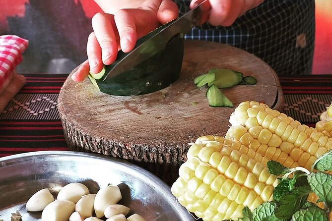 Fall in love with Myanmar Cuisine (Cooking Class in Bagan)