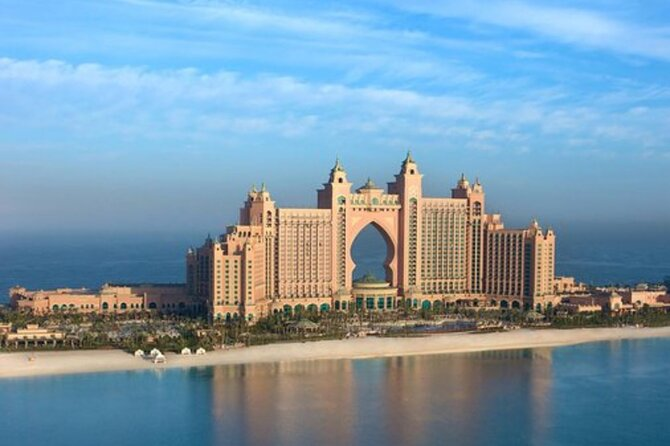 Enjoy 8 Day Dubai Tour & Abu Dhabi and Desert Safari
