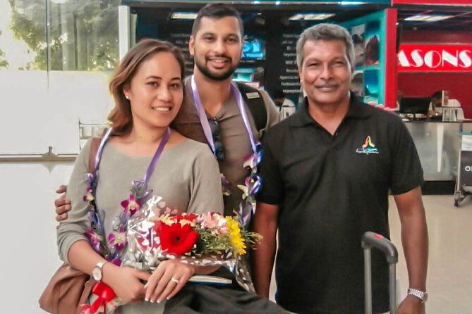 Transfer between Colombo Airport (CMB) and Hotel Green Garden, Trincomalee